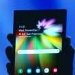 Samsung a prezentat in premiera un mult-asteptat telefon pliabil