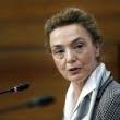 Ministrul de Externe al Croației, Marija Pejcinovic Buric, a fost aleasă miercuri secretar general al Consiliului Europei