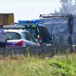 Jaf ca-n filme asupra unui camion blindat al unei bănci, pe o autostradă din Franța. Surpriza pe care au avut-o hoți / VIDEO