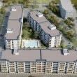 Regnum Residence, 300 de apartamente noi în estul Bucureștiului: un ansamblu rezidențial aerisit, cu piscină privată (P)