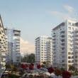 """Începe construcția ultimei faze dintr-un ansamblu rezidențial """"verde"""" din Capitală: 130 de apartamente, dintr-un total de 630, în zona Domenii"""